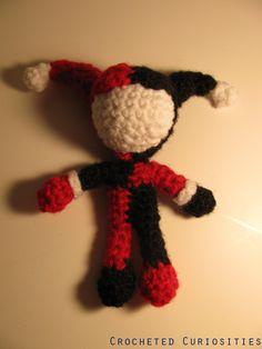 Crochet Harley Quinn