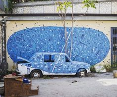 When you can't move the car.... by Tellas, 6/15 (LP)