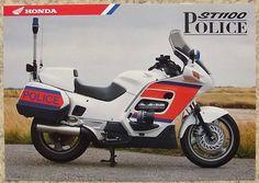 Honda Police Motorcycle › Honda ST1100 Police Bike Pictures Honda Motorcycles, Cars And Motorcycles, Motorbikes, Vehicles, Board, Pictures, Bmw Motorcycles, Honda Bikes, Photos