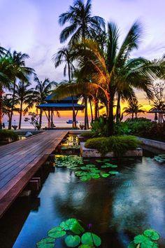 Koh Chang, Thailand.  #travel #wonderfulplaces