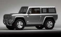 2015 Ford Bronco hoax