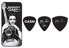 Johnny Cash Memphis Guitar Picks