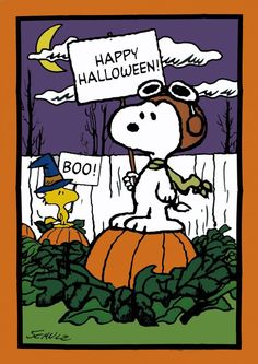 happy halloween charlie brown - Charlie Brown Halloween Cartoon