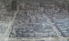 Enterreno - Fotos históricas de chile - fotos antiguas de Chile -  Panorámica de Concepción en 1978 City Photo, Historical Photos, Shells, Antique Photos, Cities, Fotografia