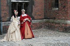 Tudor Ladies, England