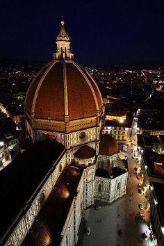 Florence, Tuscany, Italy (via La Toscana)