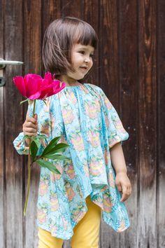 Lasten kotimainen tunika | Poutapukimo | Poutapukimo