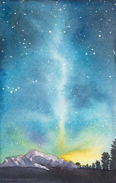 Watercolour Sky