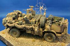 LMTV Warpig 1/35 Scale Model