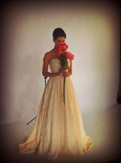 Photo-shoot props  #silkbride #oliazavozina #flowers