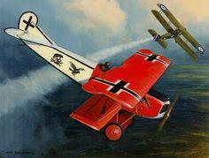 Fokker DVII Jasta 18 , Kurt Monnington