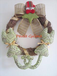 Guirlanda Duplinha (verde)