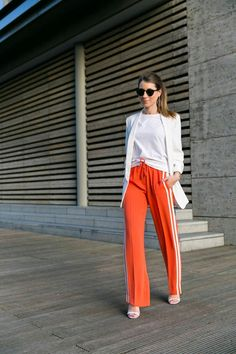 Girls Pants, Spring Outfits, Cute Outfits, Fashion Spring, Fashion  Bloggers, Fashion Outfits, Der Letzte, Blazers, Germany