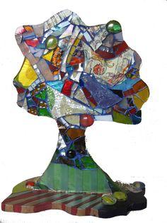 mosaico Gloria Rendón