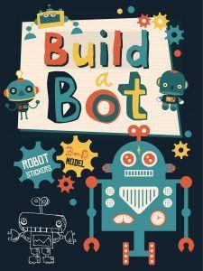 Built a bot de Frankie Jones   Libro actividades robots