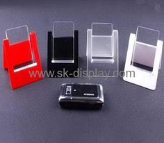 Acrylic mobile phone display holder PD-032