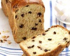 Brioche aux pépites de chocolat sans beurre : http://www.fourchette-et-bikini.fr/recettes/recettes-minceur/brioche-aux-pepites-de-chocolat-sans-beurre.html