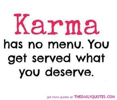 saying about Karma | motivational love life quotes sayings poems ...