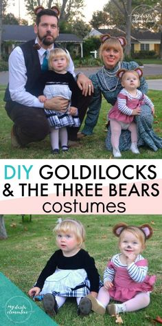 DIY Goldilocks and t...