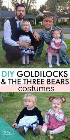 DIY Goldilocks and t...