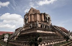 Temple - Chiang Mai, Thailand