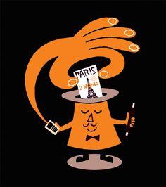 Paul Thurlby Illustration / Characters