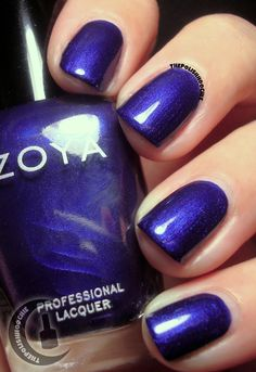 ThePolishHoochie: Zoya Satin Swatches - Fall 2013 - Neve
