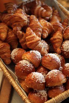 Pastries.
