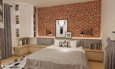 Bedroom, Places, Inspiration, Furniture, Home Decor, Inspire, Flat, Decoration, Quartos