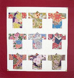 That picture (Kimono Quilt Block Pattern sberrymum guild quilt panels project) above is usually labelled with:posted by means Japanese Quilt Patterns, Hawaiian Quilt Patterns, Japanese Patchwork, Applique Quilt Patterns, Japanese Quilts, Hawaiian Quilts, Crazy Patchwork, Crazy Quilting, Block Patterns