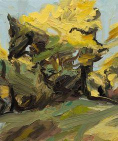 Robert Malherbe - Trees in Sunlight (2008)