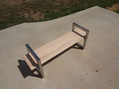 #Stainless #Steel #Bench