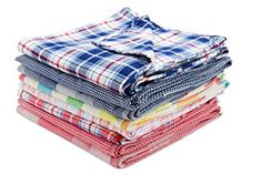 Amazon.com: Henry and Brothers Large Toddler Blanket, Navy Gingham Mix, 1 Count: Baby