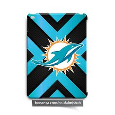 Miami Dolphins iPad Air Mini 2 3 4 Case Cover