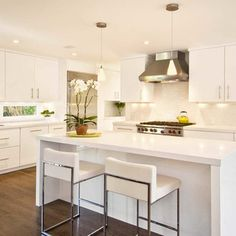 Watermill Toud - modern - kitchen - new york - S.M. CONTRACTING INC