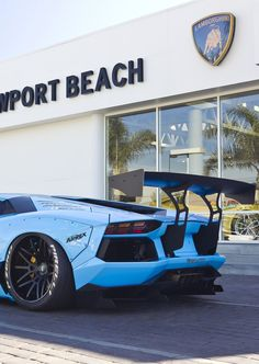 Lamborghini Aventador by LB Performance