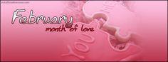 February Love Facebook Cover InstallTimelineCover.com