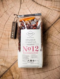 Best of Nature – Branding, Packaging, Web Design on Behance