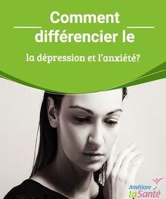 Comment différencier le stress, la dépression et l'anxiété?   Vous ne vous sentez pas bien moralement ? Venez découvrir comment différencier le stress, la #dépression et #l'anxiété pour suivre un #traitement adapté !