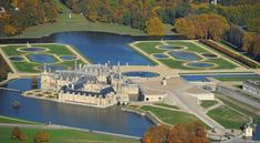 Château de Chantilly: Less than a hour by commuter train, you can enjoy a dressage show or a horse race on the ground found in A View to a Kill. James Bond won't be there, but you can try whipped cream at its birthplace!
