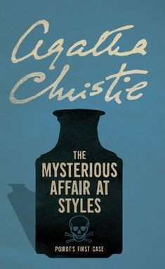 "fiftyfifty.me is the challenge to read 50 books and see 50 movies in 2012. this was my book 22/50: ""the mysterious affair at styles"" agatha christie"