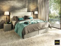 Schlafzimmergestaltung Sofa, Bed, Furniture, Home Decor, Carpentry, Bedroom Ideas, Beds, Settee, Decoration Home