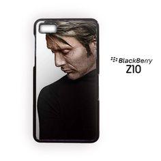 mads mikkelsen image for blackberry Z10/Q10 3D phonecases