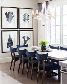 """1,575 mentions J'aime, 26 commentaires - Style Me Pretty Living (@smpliving) sur Instagram: """"@emilyijackson's dining room is major goals! 