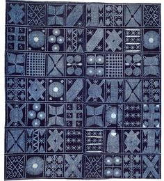 ,National Museum of African Art, Smithsonian Institution African Textiles, African Fabric, African Prints, Motifs Textiles, Tribal Patterns, African Patterns, African Culture, African Design, Fabulous Fabrics