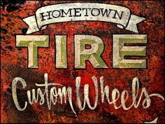Custom Wheels by Junkstock, via Flickr