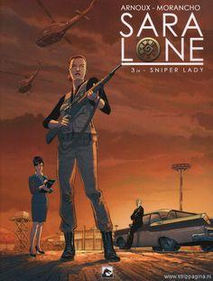 Sara Lone - Sniper lady