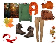 """Outfit for Fall"" by vball42798 on Polyvore"