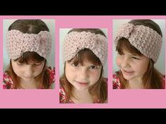 Crochet Videos, Scrunchies, Baby Toys, Crochet Baby, Crochet Patterns, Winter Hats, Youtube, Bandanas, Knitting
