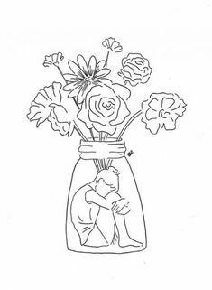 Doodle art 496592296415743874 - Embroidery aesthetic simple 43 ideas Source by Art Drawings Sketches, Doodle Drawings, Cute Drawings, Art And Illustration, Illustrations, Doodle Art, Arte Inspo, Outline Art, Minimalist Drawing